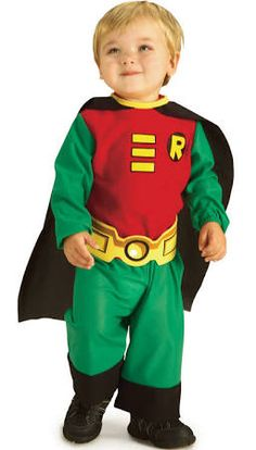 robin costume for baby - Google Search