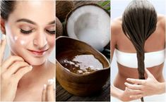 A natural cosmetic? - Make it from coconut oil- Naturalny kosmetyk? – Zrób go z oleju kokosowego A natural cosmetic? – Make it from coconut oil – Step to Health - Natural Cosmetics, Hacks Diy, Body Care, At Home Workouts, Aloe Vera, Coconut Oil, Hair Care, Health Fitness, Nature