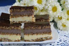 Prajitura Alcazar - CAIETUL CU RETETE Food Cakes, Tiramisu, Delicious Desserts, Food To Make, Cake Recipes, Cake Decorating, Cheesecake, Caramel, Cooking Recipes