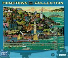 Hometown Collection 1000 Piece Jigsaw Puzzle - San Francisco Mega Puzzles http://www.amazon.com/dp/B00855629A/ref=cm_sw_r_pi_dp_lannub0EFPT3Z