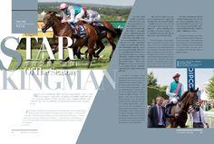 Star of The Season - Kingman Read More: http://issuu.com/blacktype/docs/150127_blacktype_issue5/1… #blacktypehk #horseracing #luxury