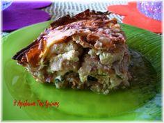 Η απόλαυση της βρώσης: Κοτόπιτα τσατισμένη ® (Chicken Pie)