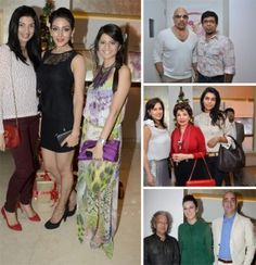 Luxury Brand consultant forZOYA,Nisha JamVwalhosted a high tea for guests at the exquisite diamond boutique at its exclusive Kemps Corner store. The warmth and camaraderie that marks this season flowed aplenty with Mumbai's society darlings delighting in a sumptuous Christmas traditional Buffet of Christmas pudding, traditional stollen cake with chopped candied fruit, hot scones with [...]