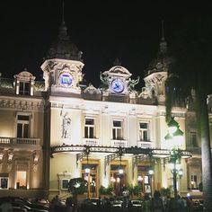 #Casino привет Монако 15 лет спустя) когда-то я играл в стенах этого здания на рояле) #monaco #france #casino by artemio_piloyani from #Montecarlo #Monaco