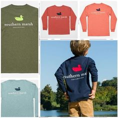 New shipment of #youthsouthernmarsh tees just in time for Christmas! #childrens #adelga #kingfrog #lastminutegifts