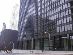 Clásicos de Arquitectura: Edificio IBM / Mies van der Rohe,© Bluffton University