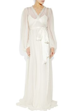 Jenny Packham dressing gown