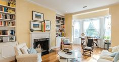 Bookish Commonwealth Avenue two-bedroom with plenty of sunshine asks $1.45M #RealEstate