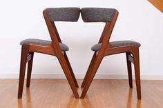 Kai Kristiansen - Fire chair