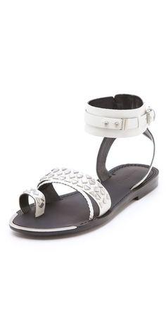 Boutique 9 Pahana Studded Flat Sandals   SHOPBOP