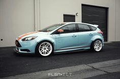 #ford #focus #wide #stance