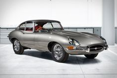 Building on the success of its corporate sibling's Land Rover Classic program, the Jaguar E-Type Reborn gives you a chance to own a like-new example of the legendary Series 1 E-Type.