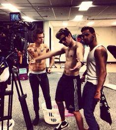 Harry Styles, Niall Horan and Liam Payne Niall Horan, Zayn Malik, Boys Who, My Boys, Harry Styles, 1d Day, X Factor, Irish Boys, I Love One Direction