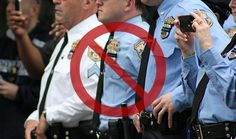 Federal Judge Says Photographing Police Not Always Protected by 1st Amendment