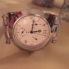 Authentic  Guess Collection Watch Guess Collection Watch. Excellent condition. Adjustable size Guess  Jewelry