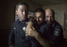 Bunker, Hood and Brock #Banshee