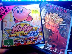 Kirby & Trigun LEET!