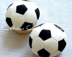 Desserts Fit For the Wold Cup, Soccer Treat Central! Soccer Cake Pops, Football Cupcakes, Soccer Theme, Football Birthday, Soccer Party, Soccer Ball, Soccer Center, Soccer Banquet, 3rd Birthday