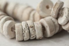 ancient california shell beads