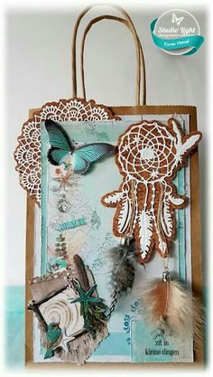 Studio Lighting, Summer Feeling, Gift Bags, Straw Bag, Dream Catcher, Reusable Tote Bags, Handmade Gifts, Paper Bags, Cards