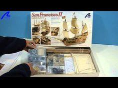 San Francisco II - Durante casi 150 años, los galeones fueron los barcos españoles por excelencia para las largas travesías entre España y Las Indias, por su combinación de gran capacidad de transporte con potencia de fuego.