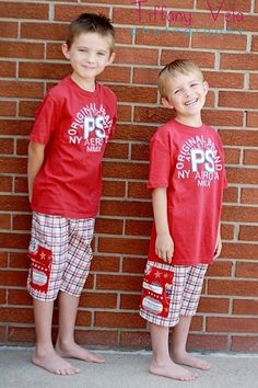 Create Kids Couture - Ethan's Cargo Shorts PDF Pattern, $6.00 (http://www.createkidscouture.com/ethans_boys.html)