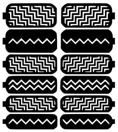 New Designs Nail Art Stencils Vinyl Decal Stickers Manicure Airbrush Template By VinylCre8iveDesigns On Etsy