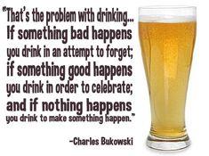-- Charles Bukowski