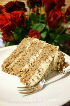 No tears years and alive and kicking is something joyous to celebrate. Hungarian Desserts, Hungarian Cake, Hungarian Cuisine, Hungarian Recipes, Hungarian Food, Croatian Recipes, Walnut Torte Recipe, Walnut Cake, Baking Recipes