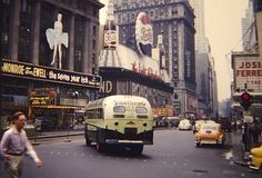 Times Square (1955) -photographer unknown