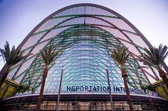 Anaheim Regional Transportation Intermodal Center (ARTIC) Opens