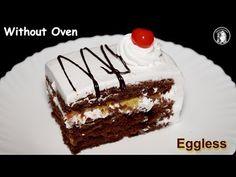 Easy Cake Recipes Soft Eggless Chocolate