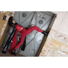 Photo/ @michalchudzikldz   Model/ @hertz5z   Clothes/ @saleichuk_a   #fashion #fashiondesigner #fashionphoto #model #art #fashionart #basquiat #mood #red #inspiration