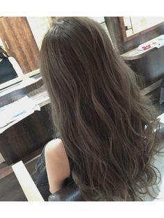 Wavy Hair, Dyed Hair, Hair Colour Design, Hello Hair, Long Brunette, Hair Arrange, Hair Color And Cut, Long Bob Hairstyles, Hair Inspiration