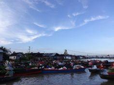 Pasar Apung Lok Baintan-Banjarbaru-Kalimantan Selatan-03