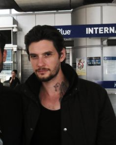 "Ben Barnes, all fake-tatted up for his next movie ""God Only Knows. Ben Barnes, Dream Cast, Alexander Dreymon, Prince Caspian, Tom Payne, Charming Man, Sirius Black, British Actors, Celebs"