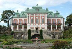 Ållonö slott, Sweden
