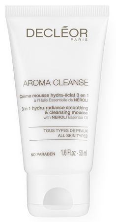 Decleor Aroma Cleanse 3in1 Hydra Radiance Foam 50ml
