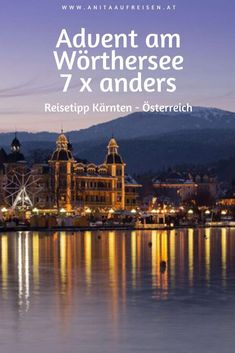Advent und Weihnachten Reisetipps - cover