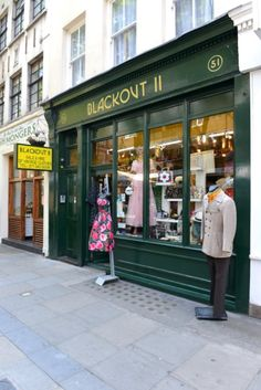 Blackout II 51 Endell Street Covent Garden London WC2H 9AJ