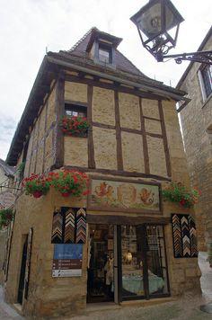 Sarlat-la-Caneda, France
