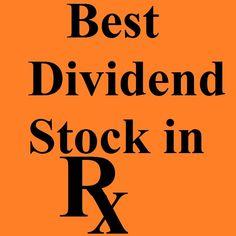 Best Dividend Stock in Big Pharma, PFE