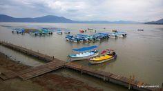 10 imprescindibles de Jalisco. Lago Chapala, el más grande de México.