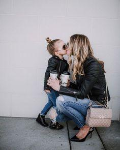 bad ass mom & daughter duo