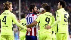 Arda Turan : Sekarang Saya Tidak Akan Kesusahan Melawan Messi Dan Barcelona.