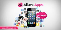 The Most Frequently Asked Questions About Mobile App Development. Allure Apps breaks the mould by providing clients with apps for as cheap as $99 per month.