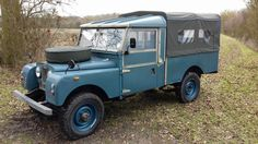 1954 Series One Land Rover. 107 long wheelbase. in Cars, Motorcycles & Vehicles, Classic Cars, Land Rover | eBay