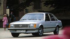 Opel - 1978 - Vuoden '78 Opel Senator A, 1978–1982.