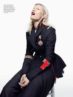 moster6 Love Magazine #10 | Stella Tennant, Julia Nobis e mais em Monster.Inc por Sølve Sundsbø   [Editorial]