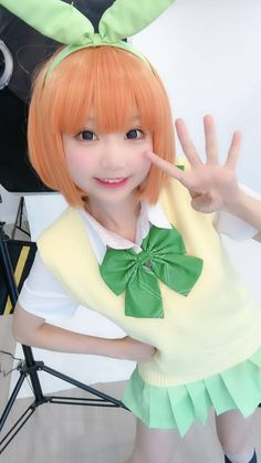 Anime Cosplay Girls, Miku Cosplay, Kawaii Cosplay, Cute Cosplay, Amazing Cosplay, Cosplay Outfits, Cosplay Costumes, Cute Japanese Women, Beautiful Japanese Girl
